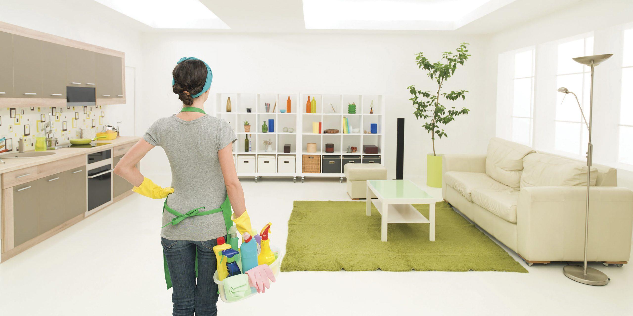 Elementos de la casa que se resisten a la limpieza